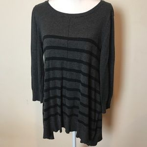 Cable & Gauge cozy sweater